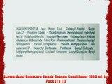 Schwarzkopf Bonacure Repair Rescue Conditioner 1000 ml 1er Pack (1 x 1 l)