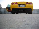 Corvette Z06 cammed idle & rev