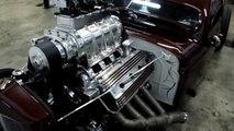 1940 Custom Rat Rod Dodge Blown Hemi V8 Hot Rod 4 Sale: Call 305-772-8635