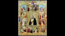 01.15.14. St. Seraphim of Sarov. St. Juliana of Lazarevo. Sermon by Archpriest Victor Potapov