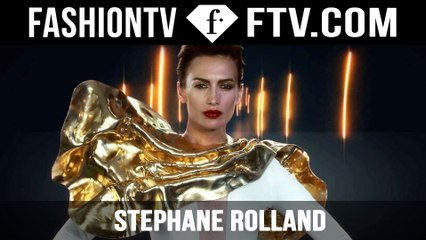 Stephane Rolland Show | Paris Haute Couture Fall/Winter 2015/16 | FashionTV