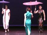 Chinese Dress QiPao Dance Show  from Chinese American Culture Club