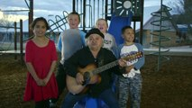 Raise Your Voice for the carers - starring Johnny Huckle and the Kids!
