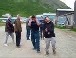 Nauczylismy mowic Eduardo po polsku ;) Alaska 2006