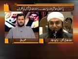 Saleem Safi is Asking Question to Maulana Tariq Jameel About Imran Khan!