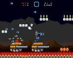 Super Mario Bros X New Level: War 2 players - created by fredericroy1[Fan's level]