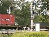 CSX in Deshler Ohio -- 1999
