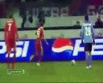 Все голы Александра Алиева за Локомотив в сезоне 2010