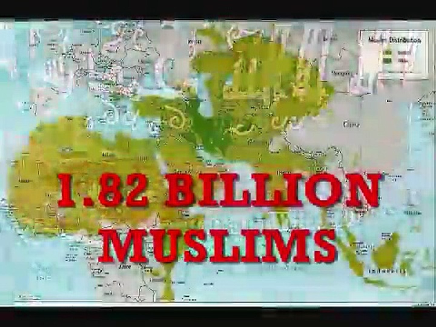 ISLAM: The Beast & The Pale Horse (Non-Profit)