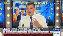 Nicolas Doze: La zone euro doit-elle se réjouir d'avoir évité le Grexit ? - 13/07