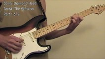 Diamond Head - Guitar Lesson 1/2