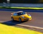 Porsche 996 GT3 promotional video