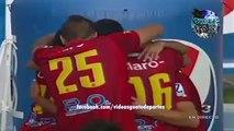 Comunicaciones 0 - 2 Municipal | Clausura 2015 - Jornada 9