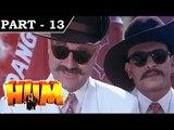 Hum [ 1991 ] - Hindi Movie in Part 13 / 13 - Rajnikanth - Amitabh Bachchan - Govinda - Kimi Katkar