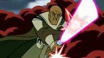Mace Windu VS Battle Droids (HD).