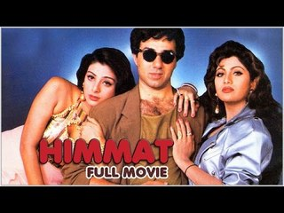 Himmat (1996) - Full Length Movie - Sunny Deol, Shilpa Shetty, Tabu