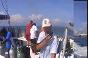 Lance Shermoen Scuba Diving in Cozumel Mexico