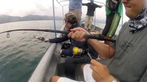 Pesca de barracuda/Fishing barracuda/Pesca barracuda/Cuda trolling