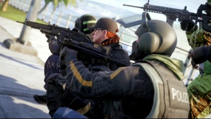 Rainbow Six Siege : le GIGN en action de Tom Clancy's Rainbow Six : Siege