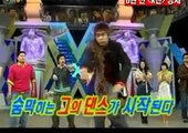 TVXQ Dance Youknow Yunho and Changmin (WHY, Keep Your Head Down)