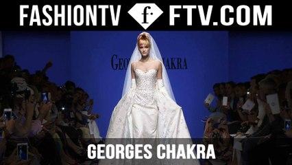 Georges Chakra Runway Show | Paris Haute Couture Fall/Winter 2015/16 | FashionTV