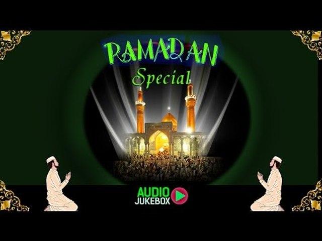 Ramadan Special | Non Stop Best Islamic Songs | Jukebox | Top Ramzan Naat 2015