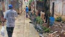 Danilo Medina visita proyecto de renovación urbana Curundú en Ciudad Panamá