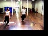 Hip Hop-Tango Matias Napp y Carla Dupin
