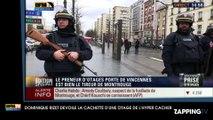 """Hyper Cacher : Dominique Rizet """"s'en veut"""" d'avoir dévoiler la cachette d'une otage en direct sur BFMTV"""