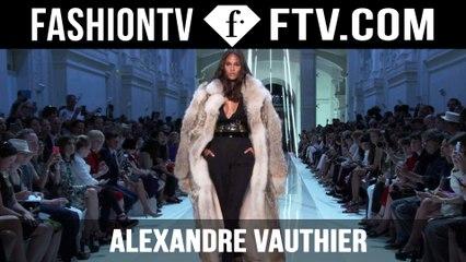 Alexandre Vauthier | Paris Haute Couture Fall/Winter 2015/16 | FashionTV