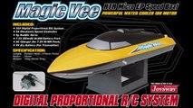 Aero Marine Thunderbolt Electric RC Hydroplane Boat - video