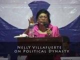 LENI ROBREDO & NELLY VILLAFUERTE ON POLITICAL DYNASTY