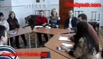 Встреча Тираспольского клуба английского языка в Варнице/ English club in Transnistria