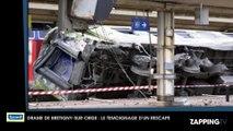 Drame de Brétigny-sur-Orge : Deux ans après, le douloureux témoignage d'un rescapé du train