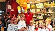 Happy Meal Sport Camp : la Festa dello Sport di McDonald's