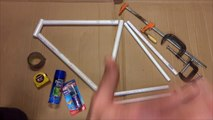 April Fools: Build A Bike Frame For Under $10 From PVC Pipe