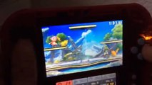 Super smash bros for Nintendo 3ds demo