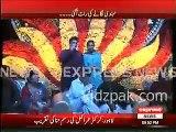 kiran collection kamran akmal's  stanning dance on umar akmal's wedding