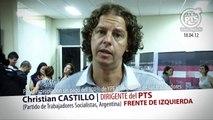 Expropiación de REPSOL-YPF | Christian Castillo, PTS en el Frente de Izquierda
