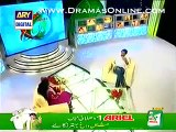 Shahid Afridi Cry In A Show