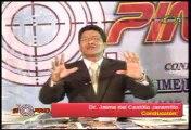 JAIME DEL CASTILLO COMENTA GROSERAS DECLARACIONES DE CESAR HILDEBRANDT - DOM 14/9/8