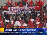 Ottawa parliament hill pro-china rally