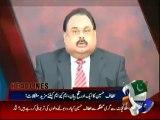Aaj Shahzaib Khanzada Kay Sath - 13th July 2015 (Altaf Hussain Interview)