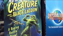 Creature from the Black Lagoon Media Day Universal Studios Hollywood