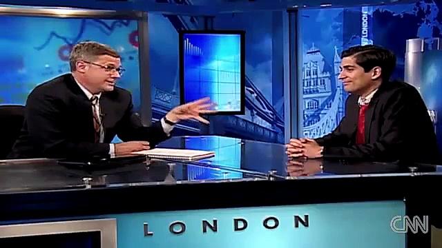 Alessio Rastani UK trader becomes an Internet sensation