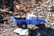Southern Oregon RC Rock Crawling 10-14-2007