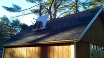 Solar Power setup for my shed, Harbor freight solar panels and inverter