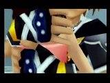 Kingdom Hearts II - The World that Never Was - Sora, Kairi & Riku reunite ^^