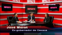 JOSE MURAT en entrevista para IMPACTO TV.