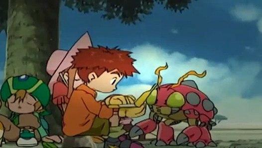 Digimon 02 Folge 1